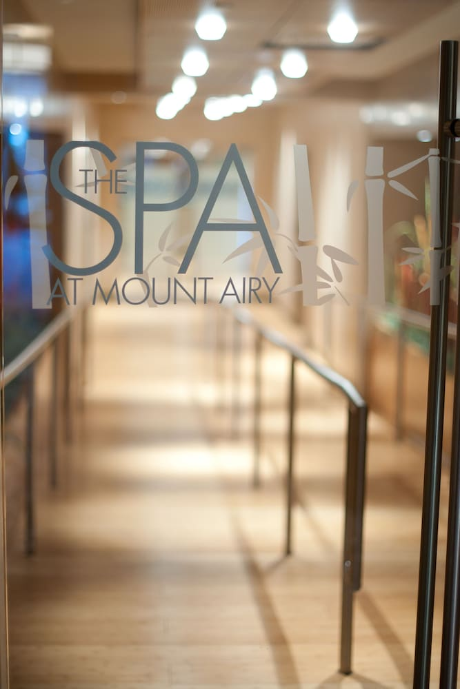Spa Reception, Mount Airy Casino and Resort