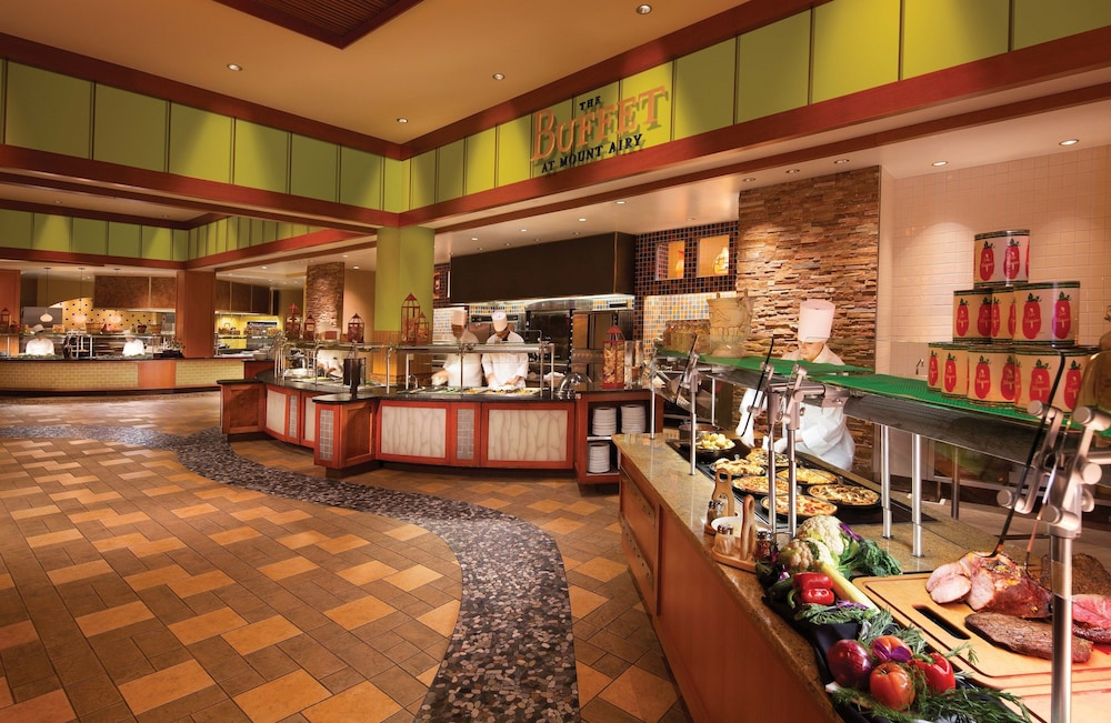 Buffet, Mount Airy Casino and Resort