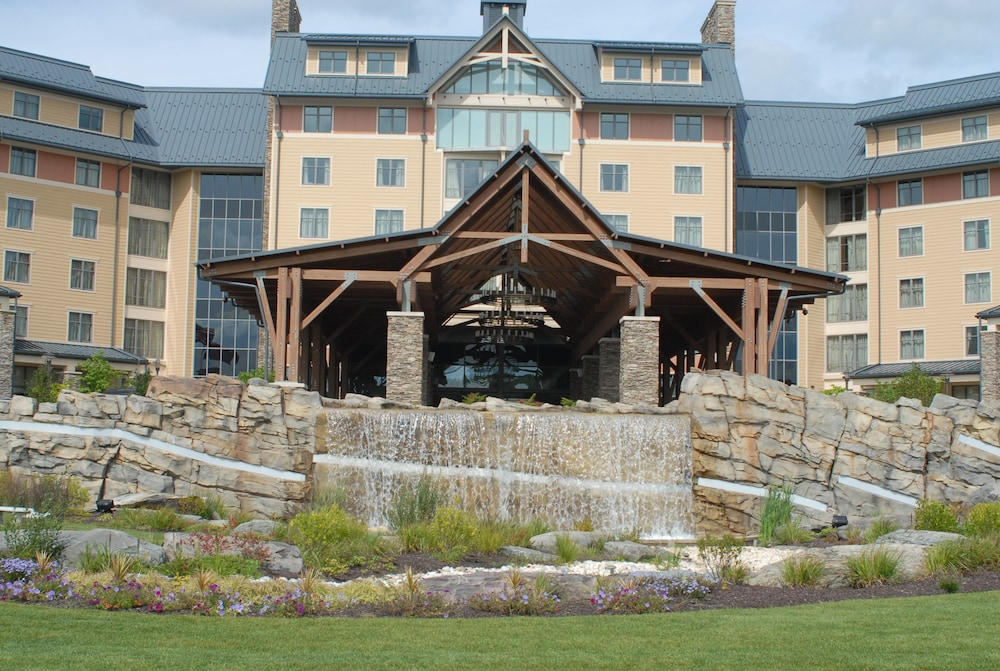 Front of Property, Mount Airy Casino and Resort