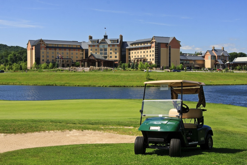Golf Cart, Mount Airy Casino and Resort