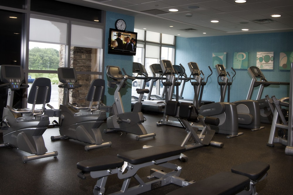 Gym, Mount Airy Casino and Resort