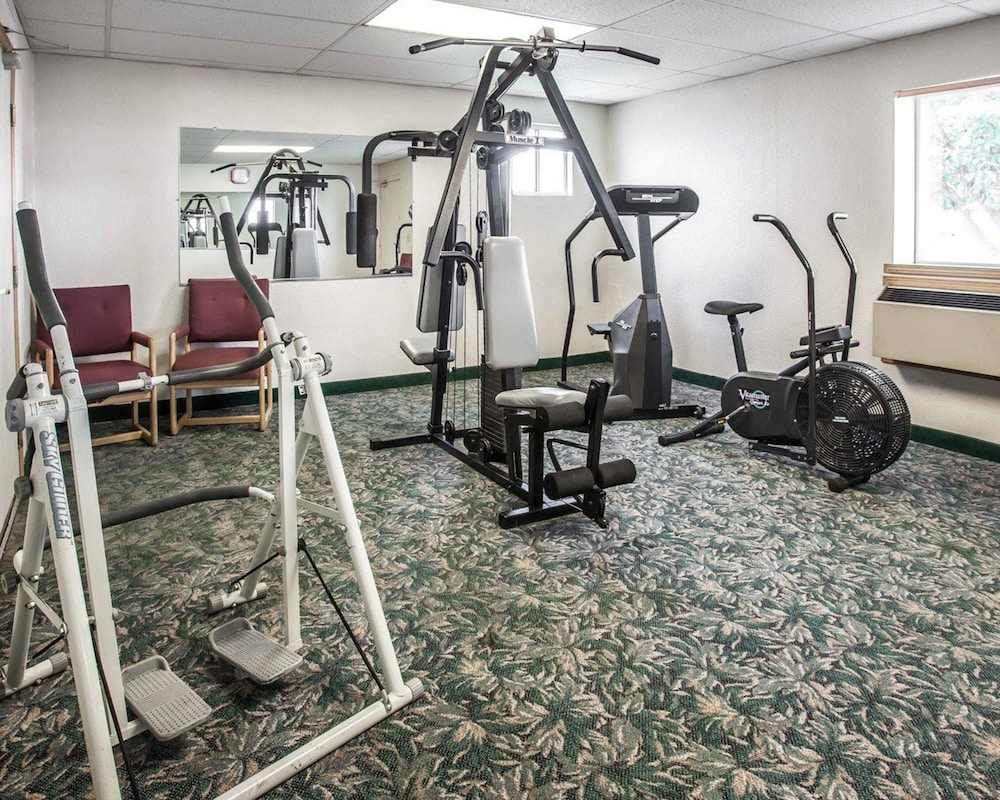Fitness Facility, Rodeway Inn & Suites Spokane Valley