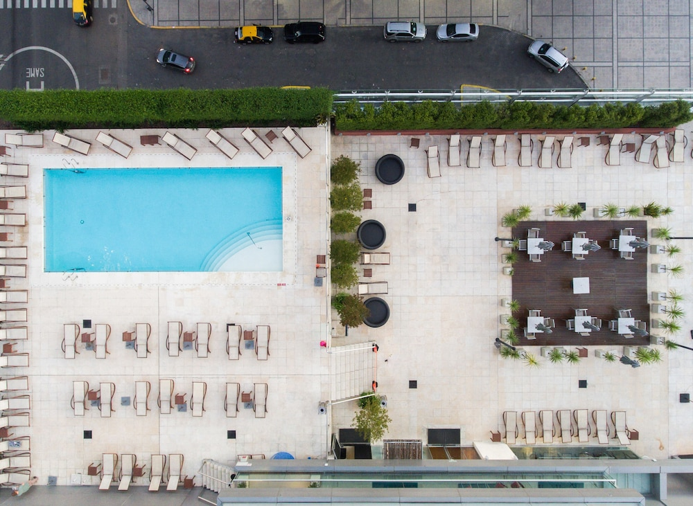 Pool, Hilton Buenos Aires