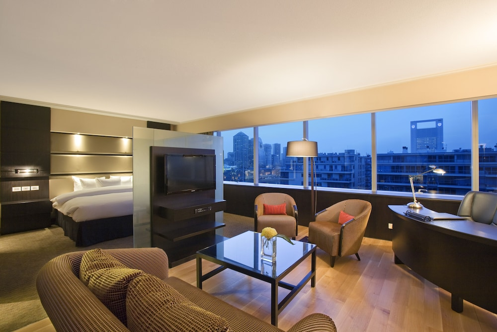 Living Area, Hilton Buenos Aires