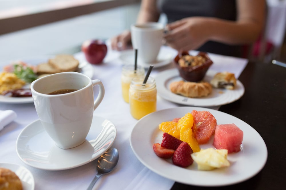 Breakfast buffet, Hilton Buenos Aires