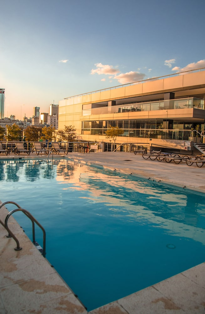 Rooftop Pool, Hilton Buenos Aires