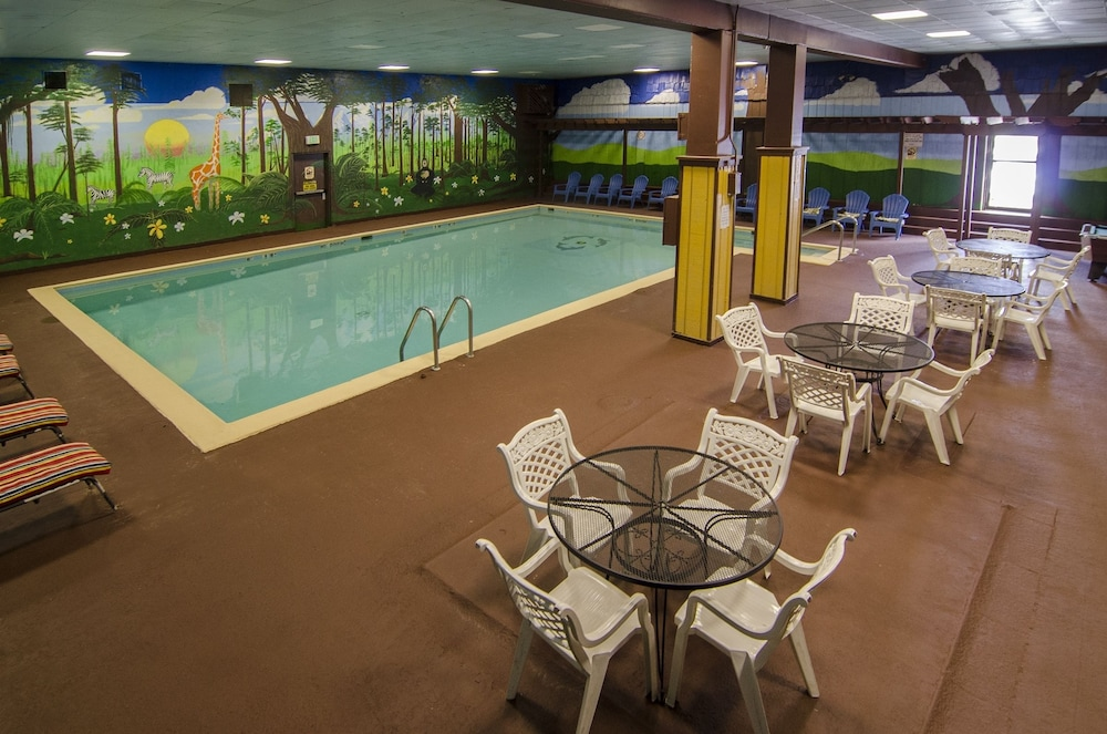 Indoor Pool, Ramada by Wyndham Angola/Fremont Area