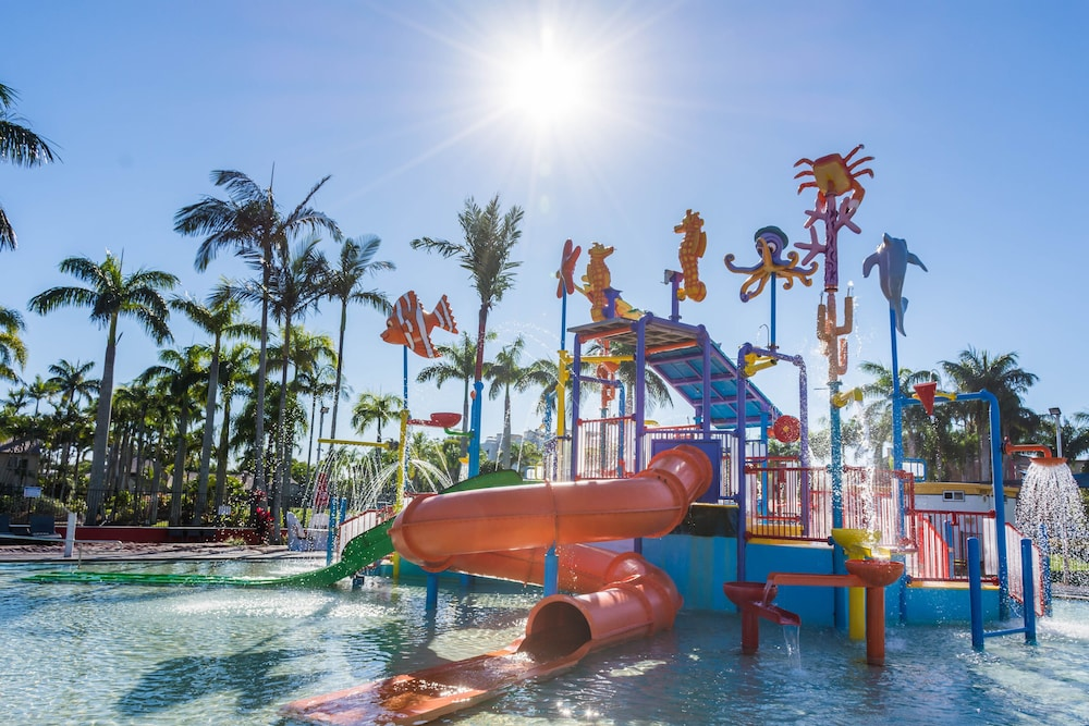 Water Park, Oaks Sunshine Coast Oasis Resort