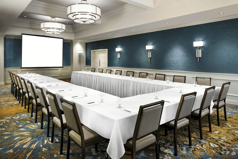 Meeting Facility, Le Westin Resort & Spa, Tremblant, Quebec