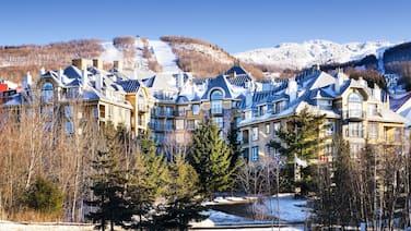 Le Westin Resort & Spa, Tremblant, Quebec