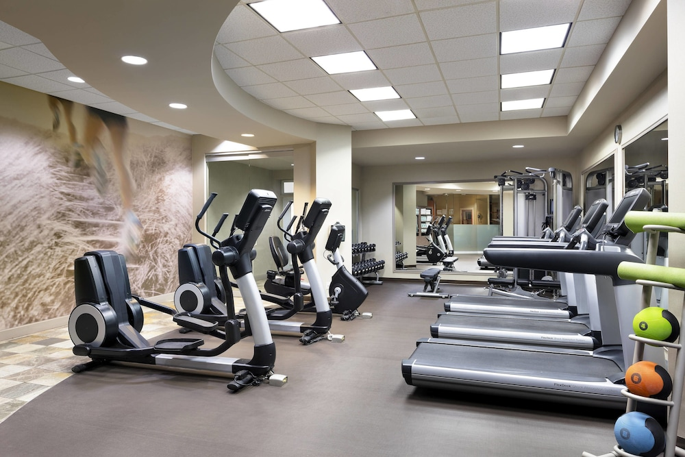 Fitness Facility, Le Westin Resort & Spa, Tremblant, Quebec