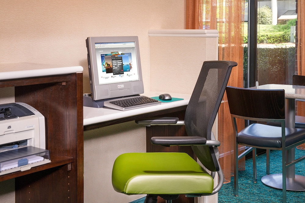 Business Center, SpringHill Suites by Marriott Charlotte Univ. Research Park