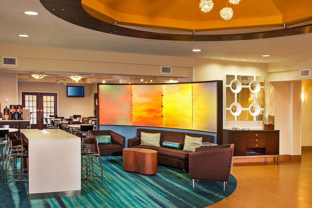Lobby, SpringHill Suites by Marriott Charlotte Univ. Research Park