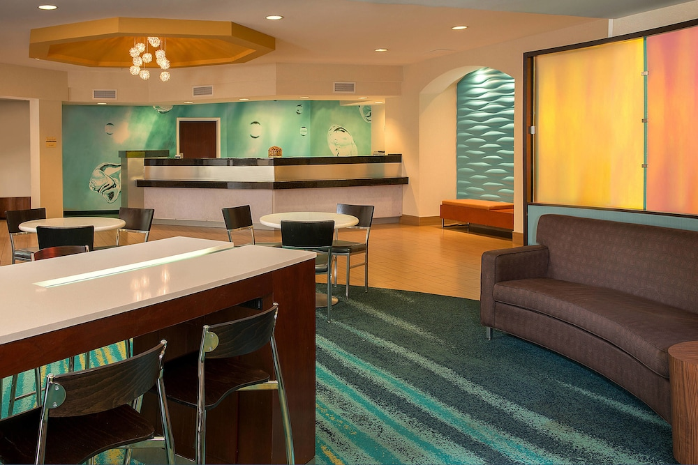 Lobby, SpringHill Suites by Marriott Raleigh-Durham Airport/Research Triangle Park