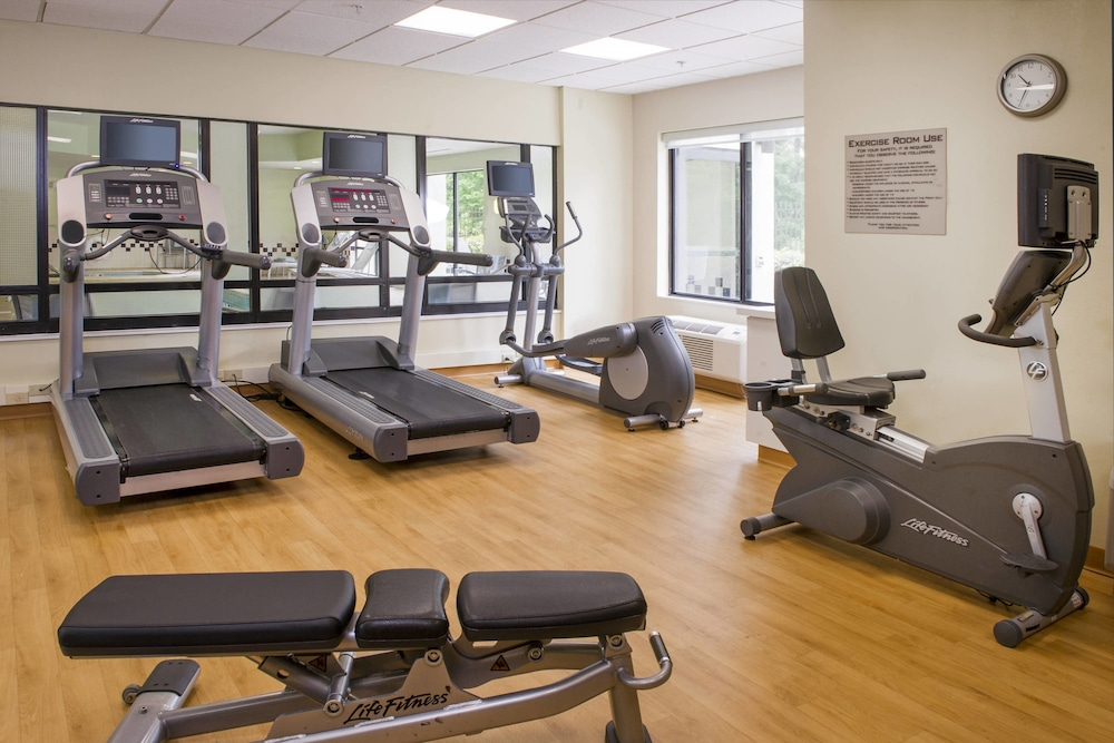 Gym, SpringHill Suites by Marriott Raleigh-Durham Airport/Research Triangle Park