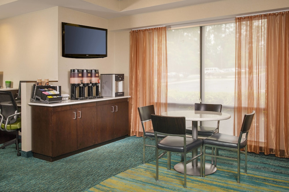 Restaurant, SpringHill Suites by Marriott Raleigh-Durham Airport/Research Triangle Park