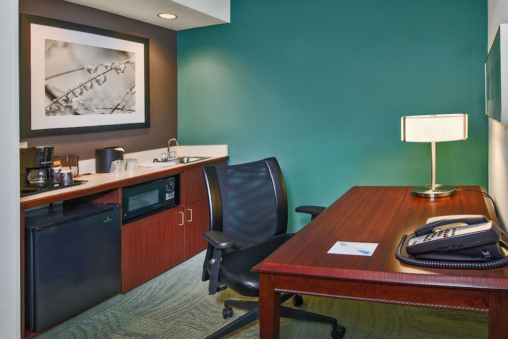 Private Kitchenette, SpringHill Suites by Marriott Raleigh-Durham Airport/Research Triangle Park