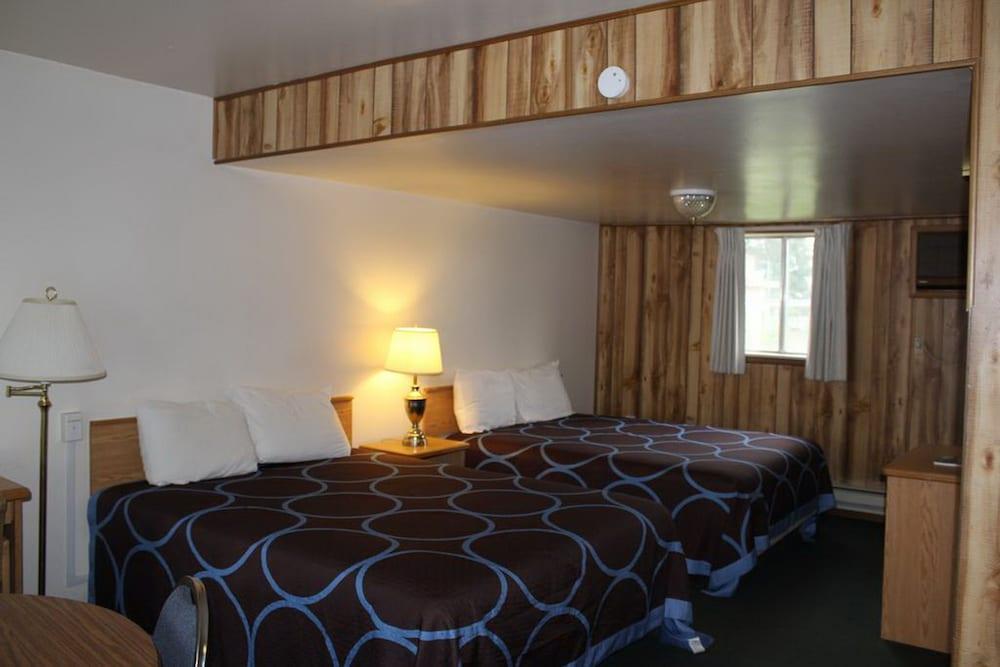 El Rancho Motel Moses Lake Wa