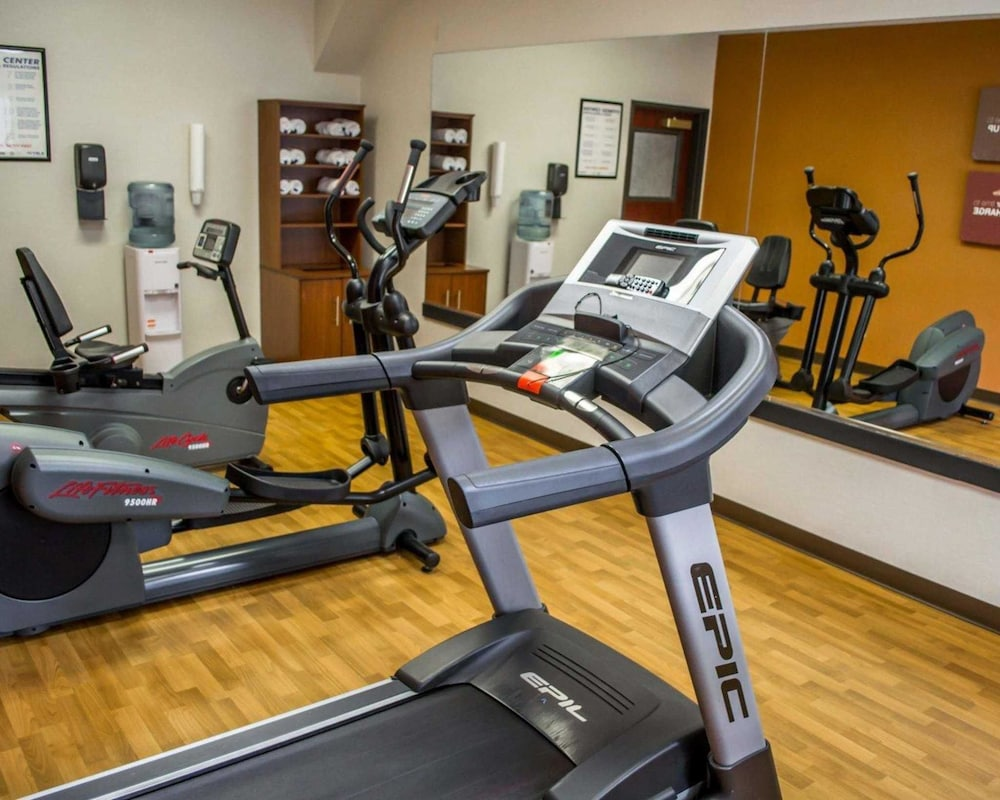 Fitness Facility, Comfort Suites Southwest