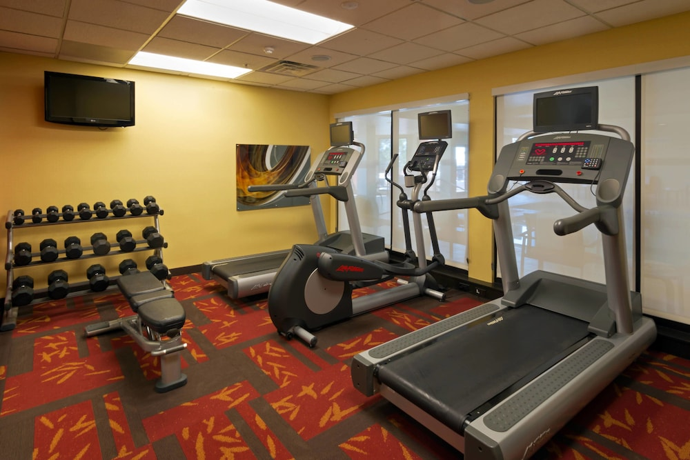Fitness Facility, Courtyard by Marriott Denver Golden/Red Rocks