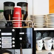Service de café