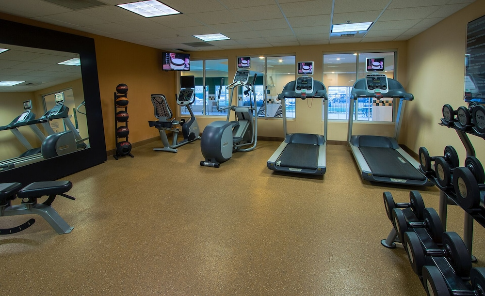 Fitness Facility, Shutters Hotel