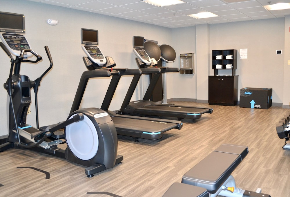Fitness Facility, Hampton Inn Dayton/Huber Heights