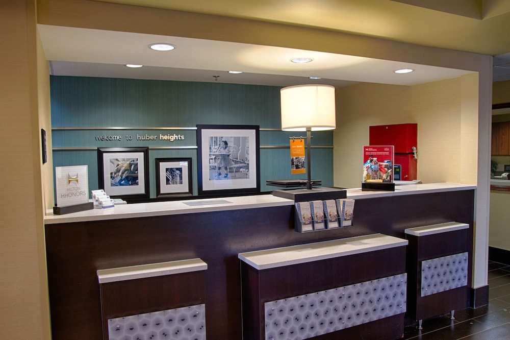 Reception, Hampton Inn Dayton/Huber Heights