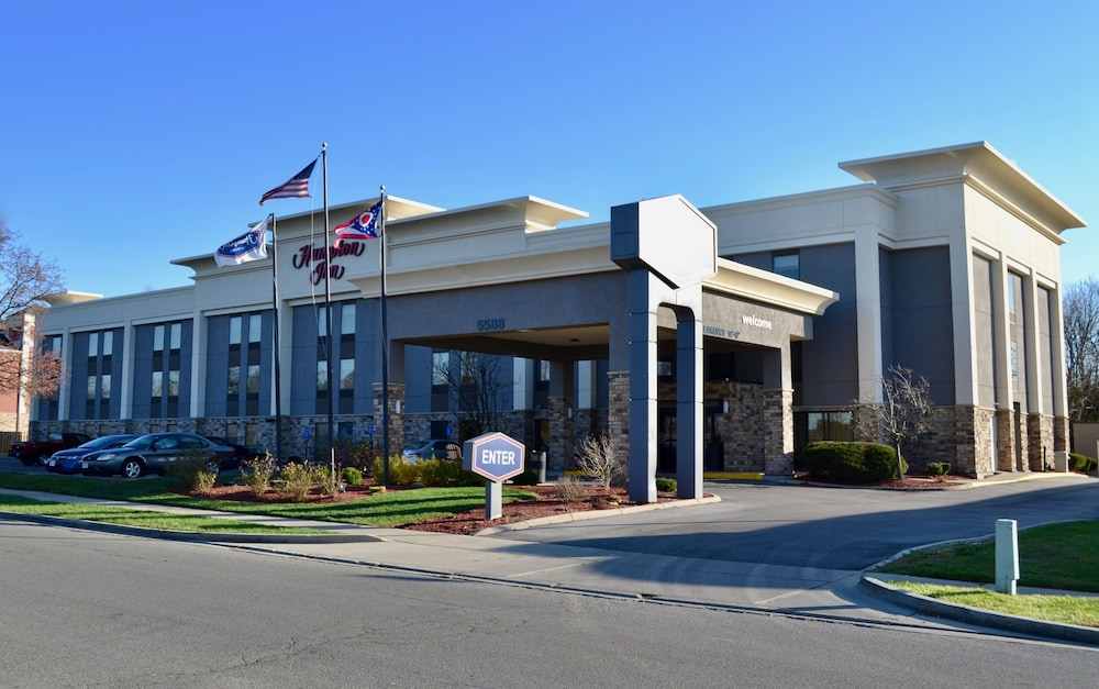 Exterior, Hampton Inn Dayton/Huber Heights