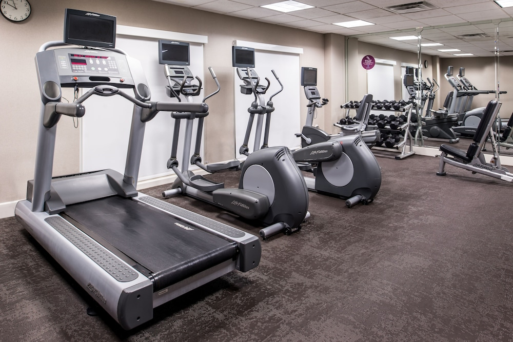 Fitness Facility, Residence Inn By Marriott Cleveland Mentor