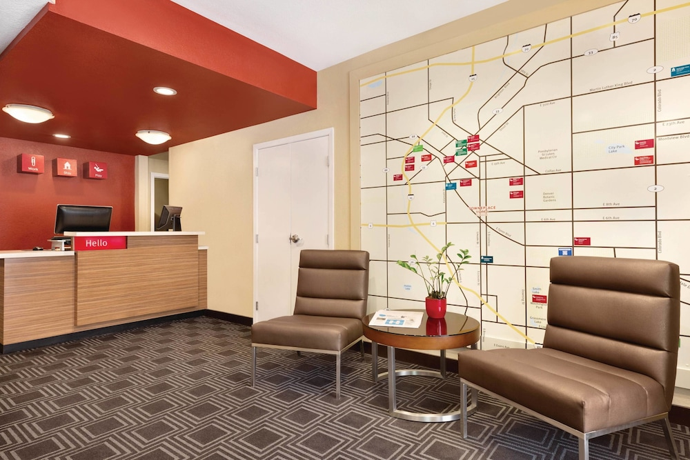 Lobby, TownePlace Suites By Marriott Denver Downtown