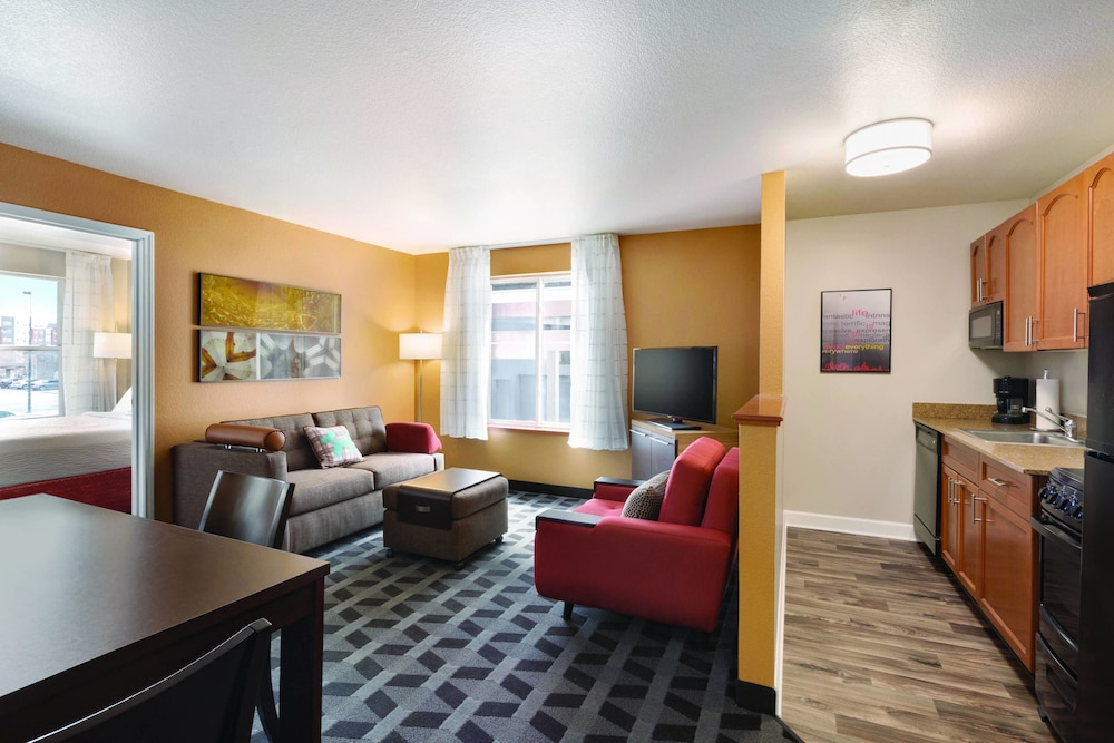 Room, TownePlace Suites By Marriott Denver Downtown