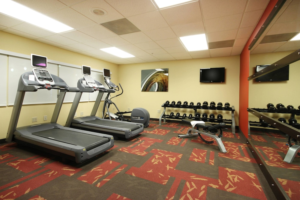 Fitness Facility, Courtyard Palmdale