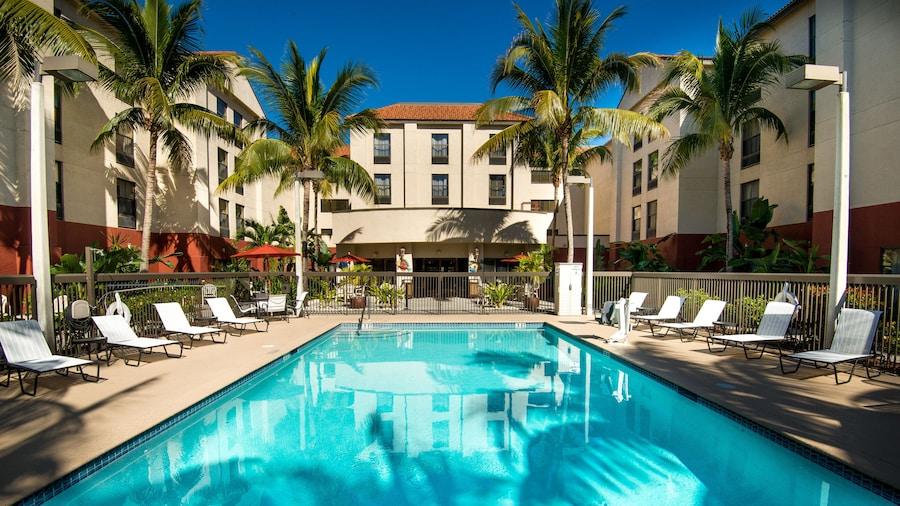 Hampton Inn & Suites Fort Myers Beach/Sanibel Gateway, FL