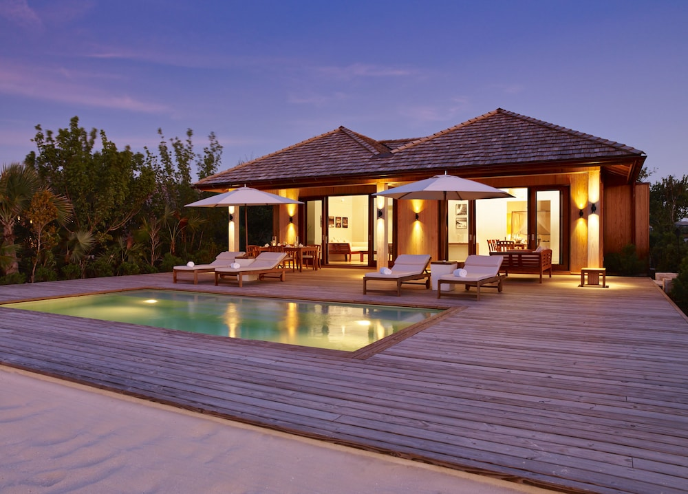 Outdoor Pool, COMO Parrot Cay