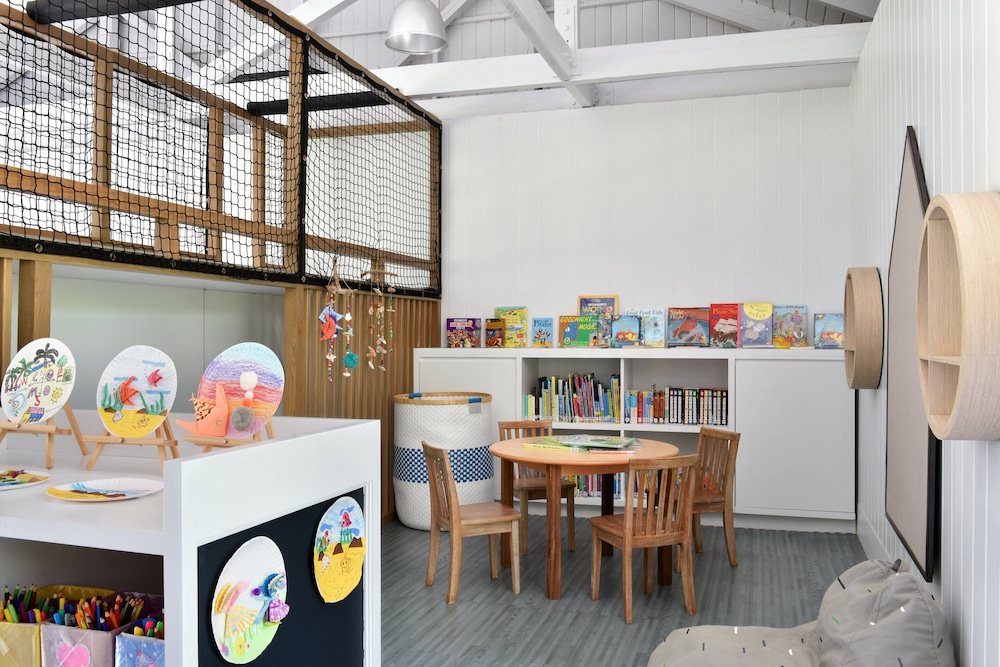 Children's Area, COMO Parrot Cay