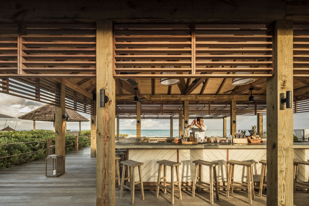 Beach Bar, COMO Parrot Cay