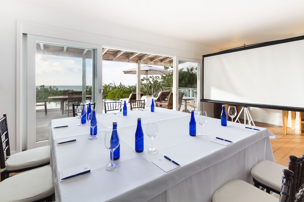 Meeting Facility, COMO Parrot Cay
