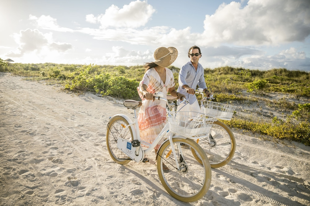 Bicycling, COMO Parrot Cay