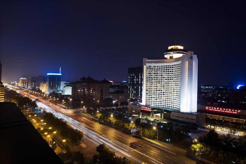 Beijing international hotel in beijing hotel rates for Hotel international