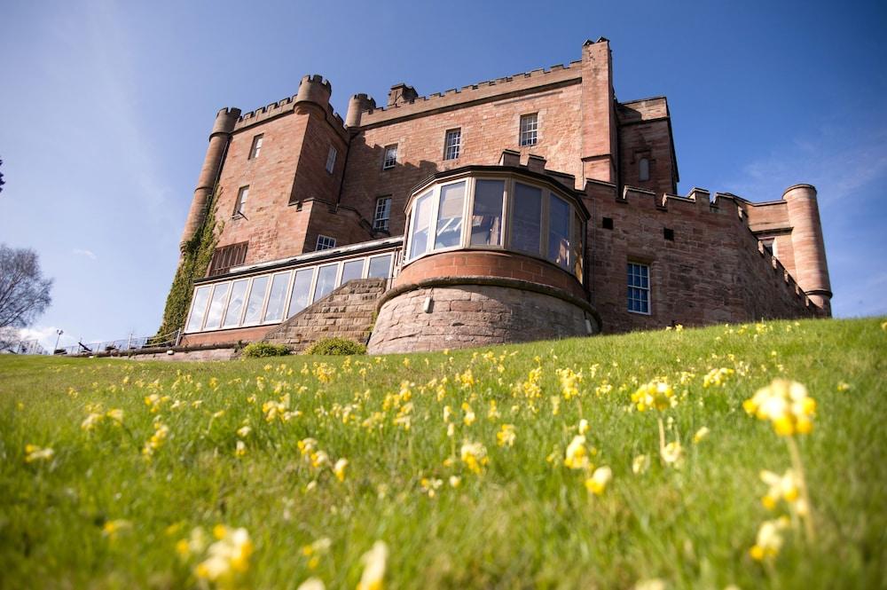 Rooms: Dalhousie Castle Hotel & Spa (Edinburgh)
