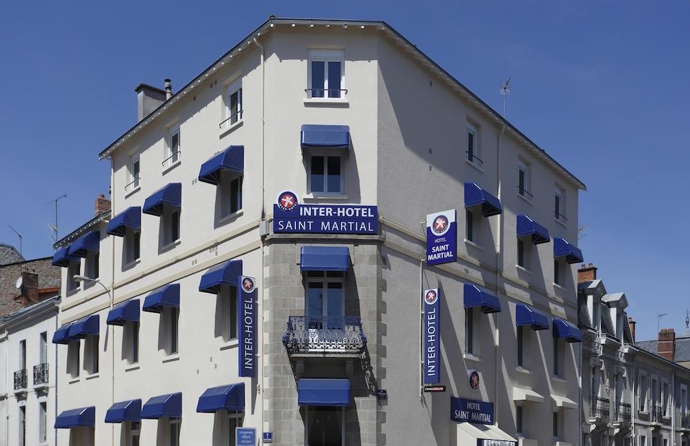 inter hotel limoges le saint martial deals reviews limoges fra wotif. Black Bedroom Furniture Sets. Home Design Ideas