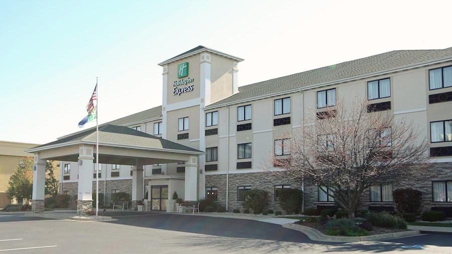 Holiday Inn Express Marshall, an IHG Hotel