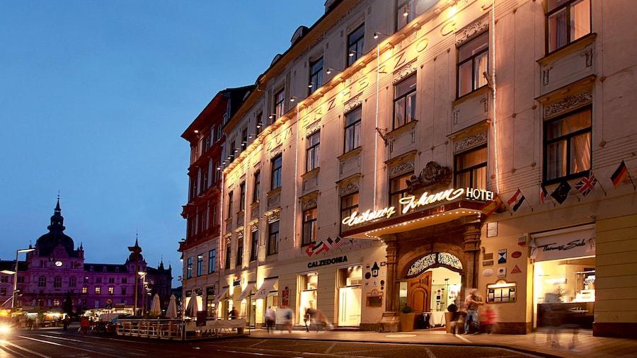 Erzherzog Johann Palais Hotel