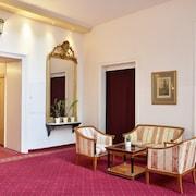 Hotel-Innenbereich