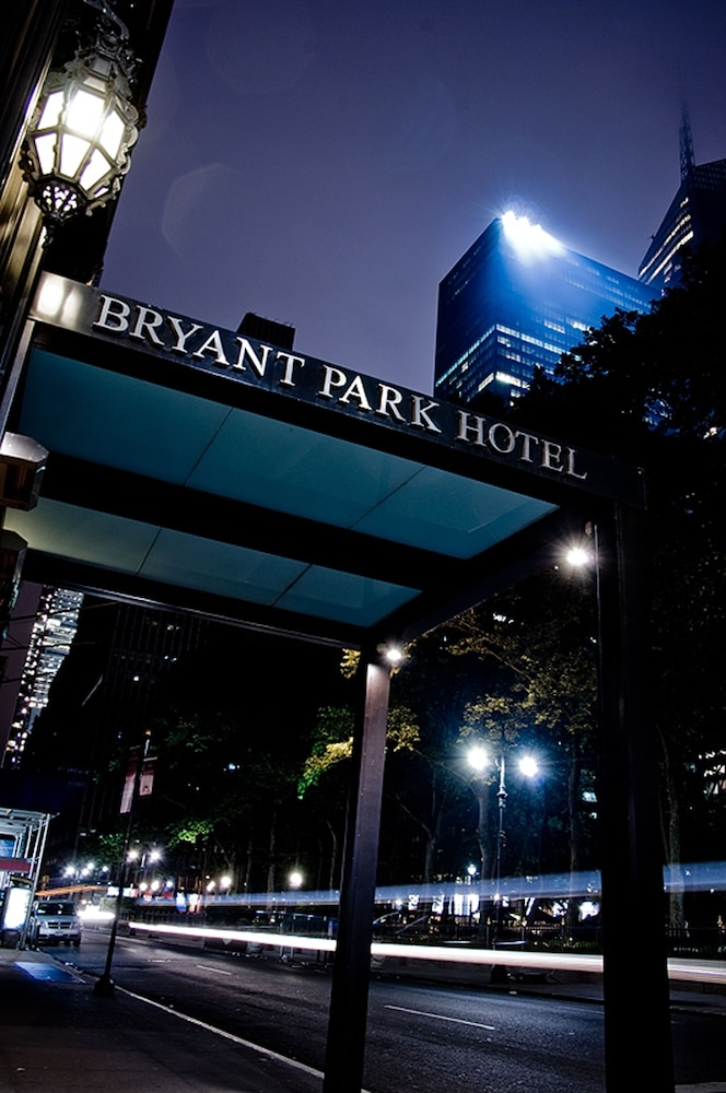 Front of Property - Evening/Night, The Bryant Park Hotel