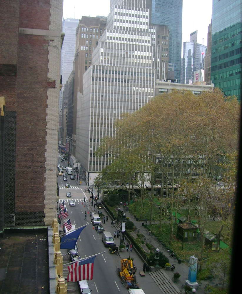 View from Property, The Bryant Park Hotel