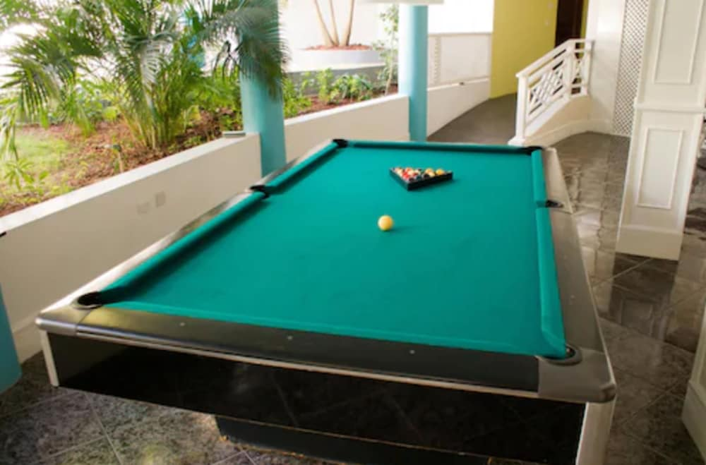 Billiards, Deja Resort All Inclusive
