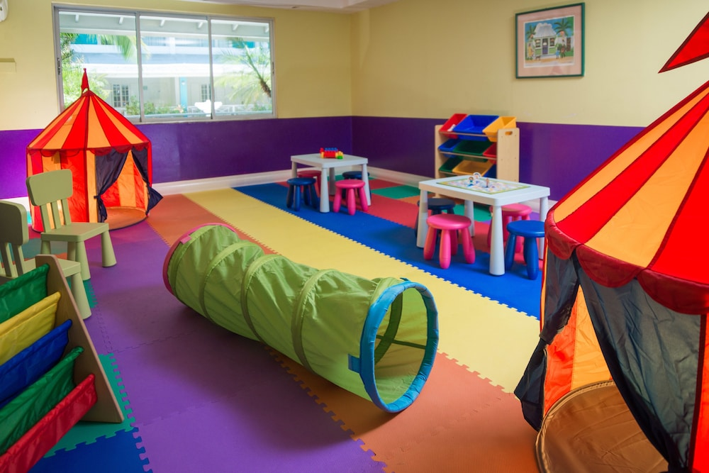 Children's Play Area - Indoor, Deja Resort All Inclusive