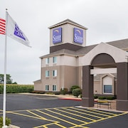 Sleep Inn And Suites Danville